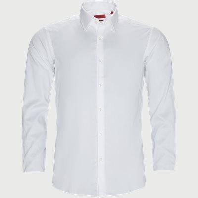 Venzo Skjorte Venzo Skjorte | Hvid