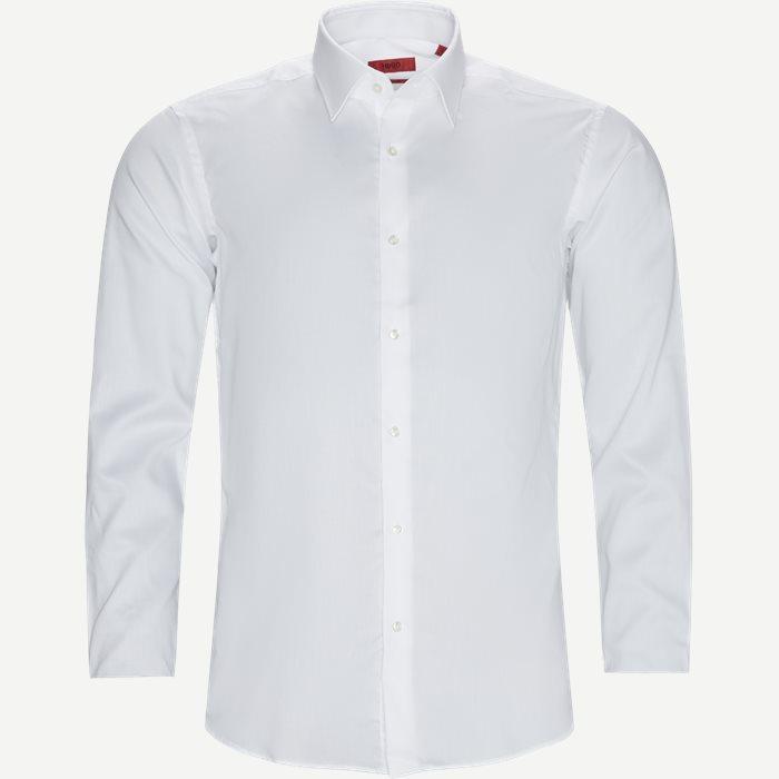 Venzo Skjorte - Skjorter - Hvid