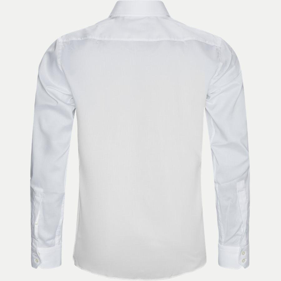 4048/7171 - Venzo Skjorte - Skjorter - HVID - 2