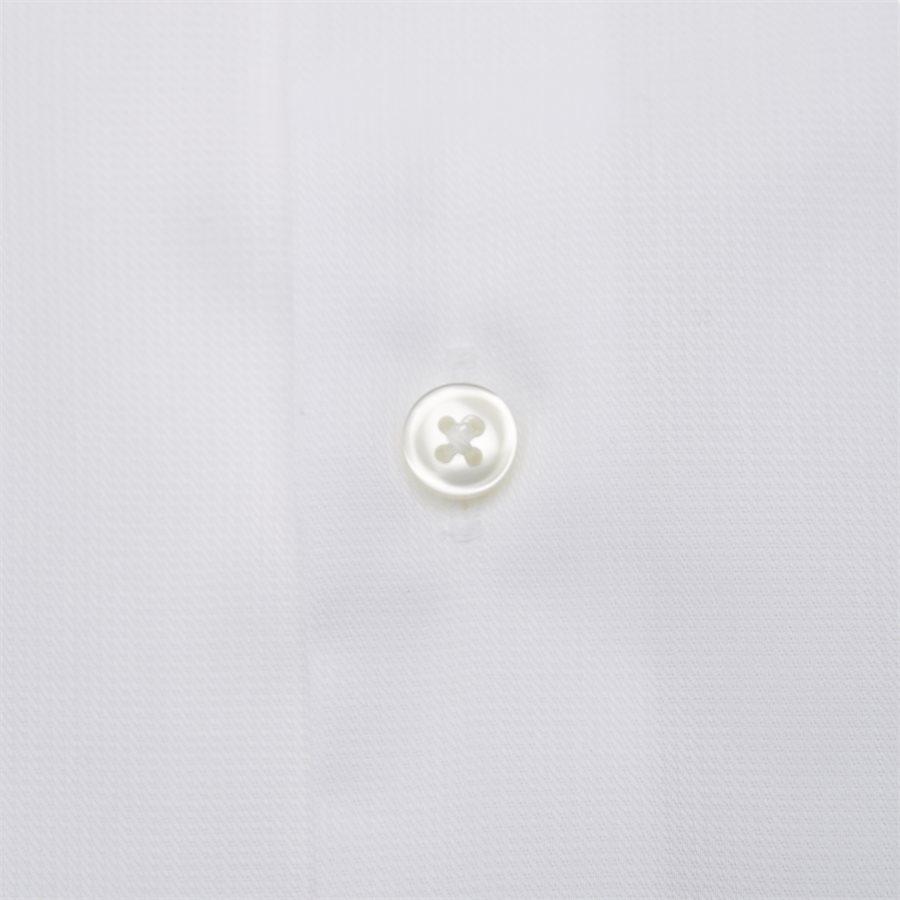 4048/7171 - Venzo Skjorte - Skjorter - HVID - 3
