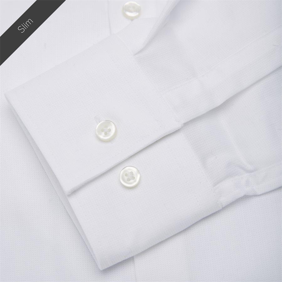 4048/7171 - Venzo Skjorte - Skjorter - HVID - 6