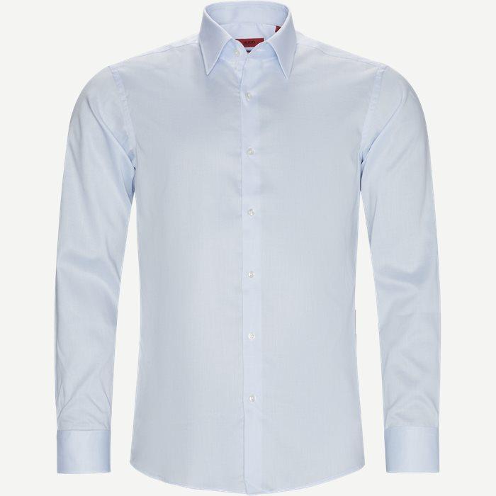 Venzo Skjorte - Skjorter - Blå