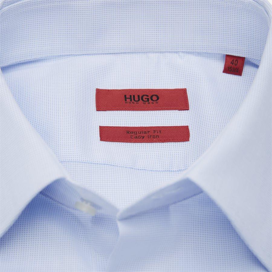 4048/7171 - Venzo Skjorte - Skjorter - LYSBLÅ - 5