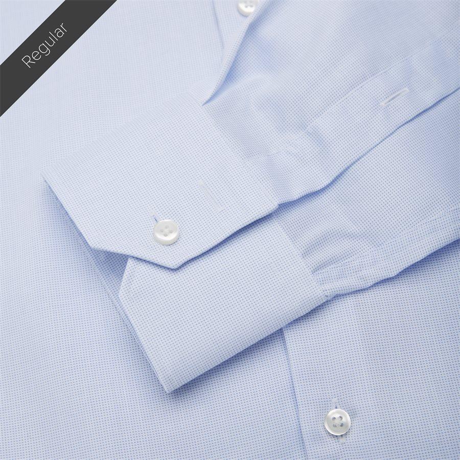 4048/7171 - Venzo Skjorte - Skjorter - LYSBLÅ - 6