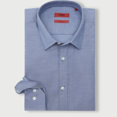 Elisha02 Skjorte Ekstra slim fit | Elisha02 Skjorte | Blå