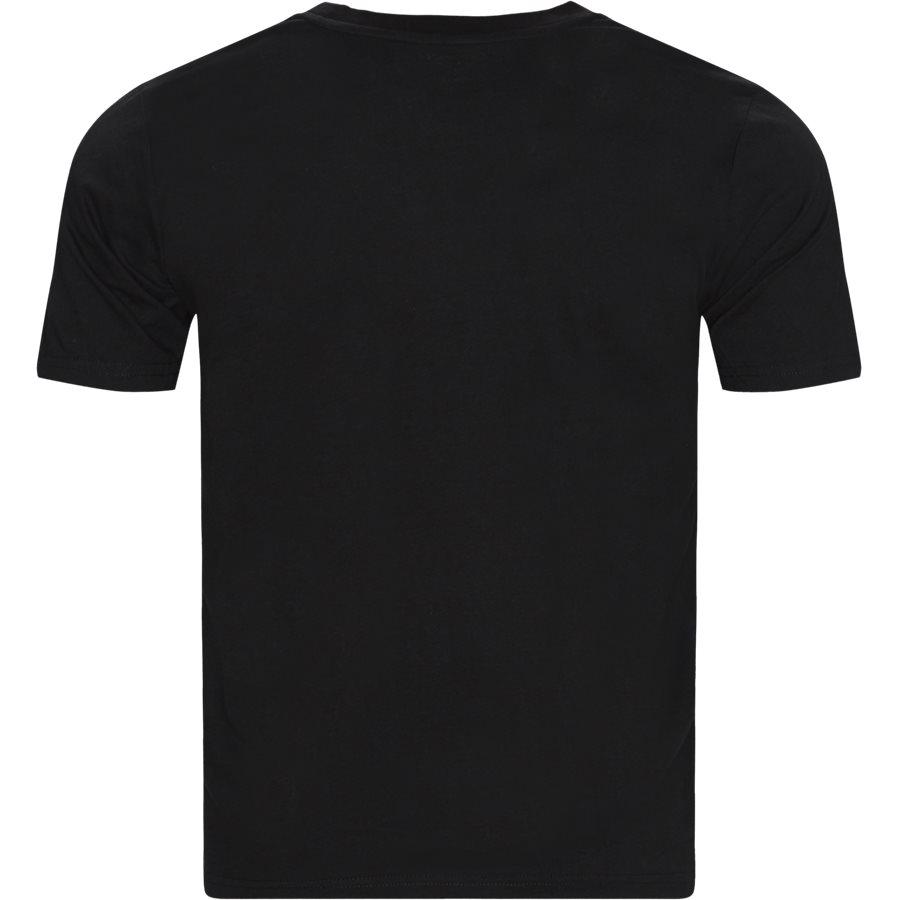 STANDARD TEE I020460 - Standard Tee - T-shirts - Regular - BLACK - 2