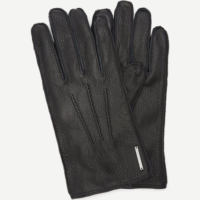Gustave Handsker - Handsker - Sort