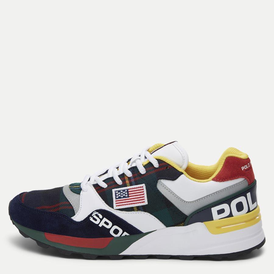 809758713 - Trackstr 100-SK-ATH Sneaker - Sko - NAVY - 1