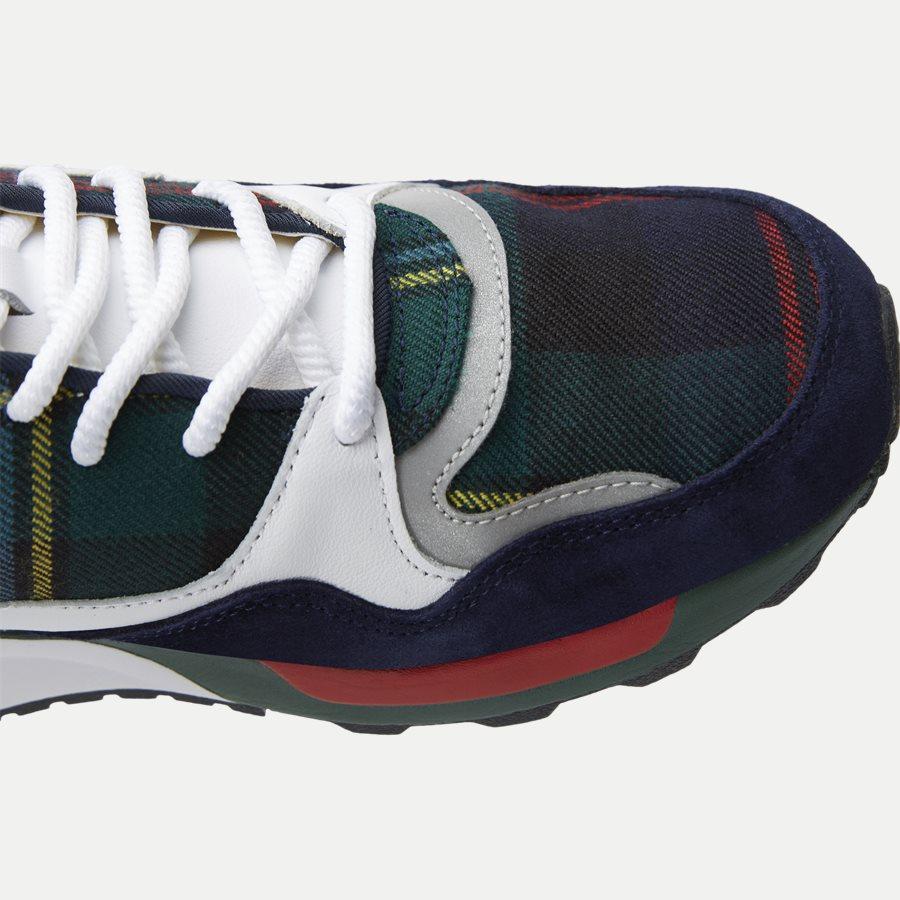 809758713 - Trackstr 100-SK-ATH Sneaker - Sko - NAVY - 4