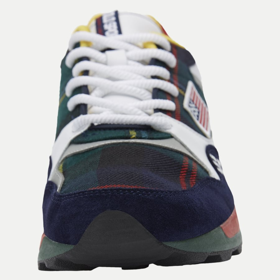 809758713 - Trackstr 100-SK-ATH Sneaker - Sko - NAVY - 6