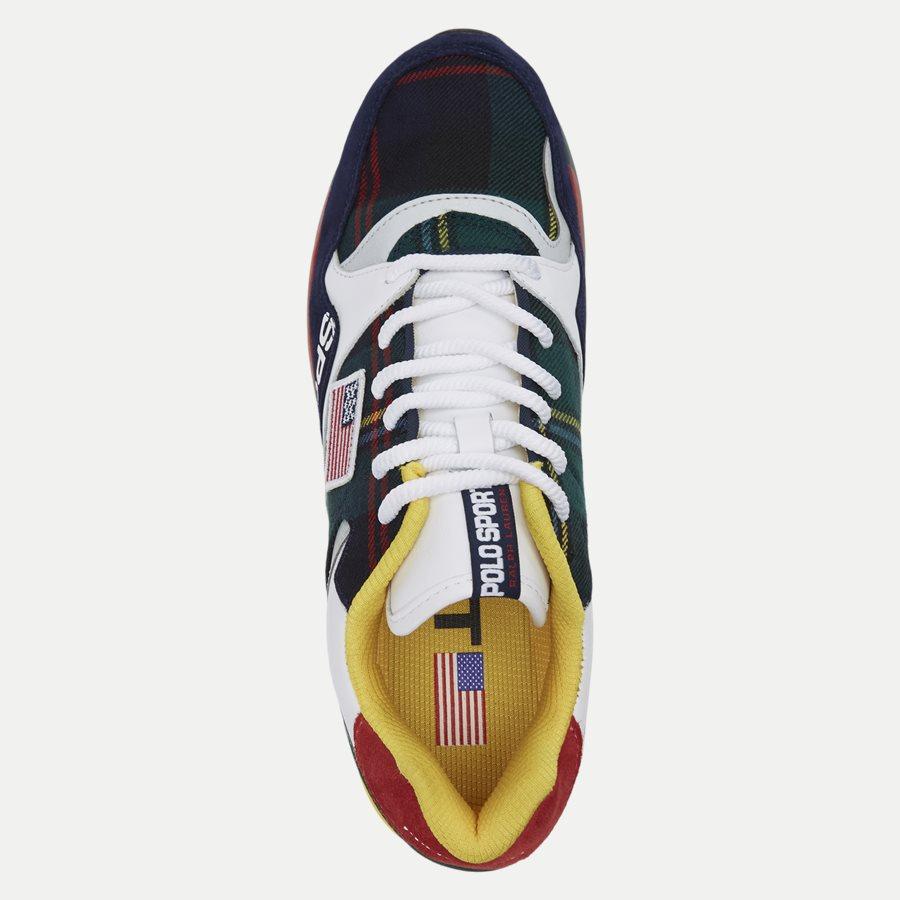 809758713 - Trackstr 100-SK-ATH Sneaker - Sko - NAVY - 8