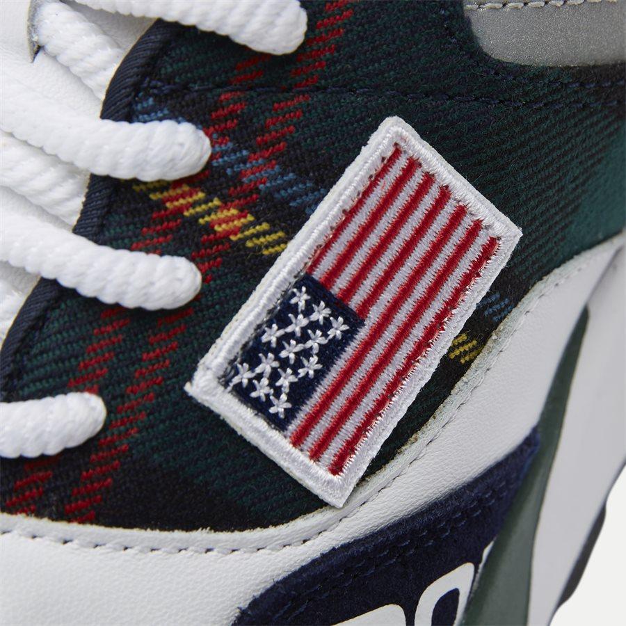 809758713 - Trackstr 100-SK-ATH Sneaker - Sko - NAVY - 10