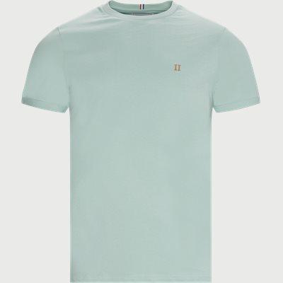 Nørregaard T-shirt Regular | Nørregaard T-shirt | Turkis
