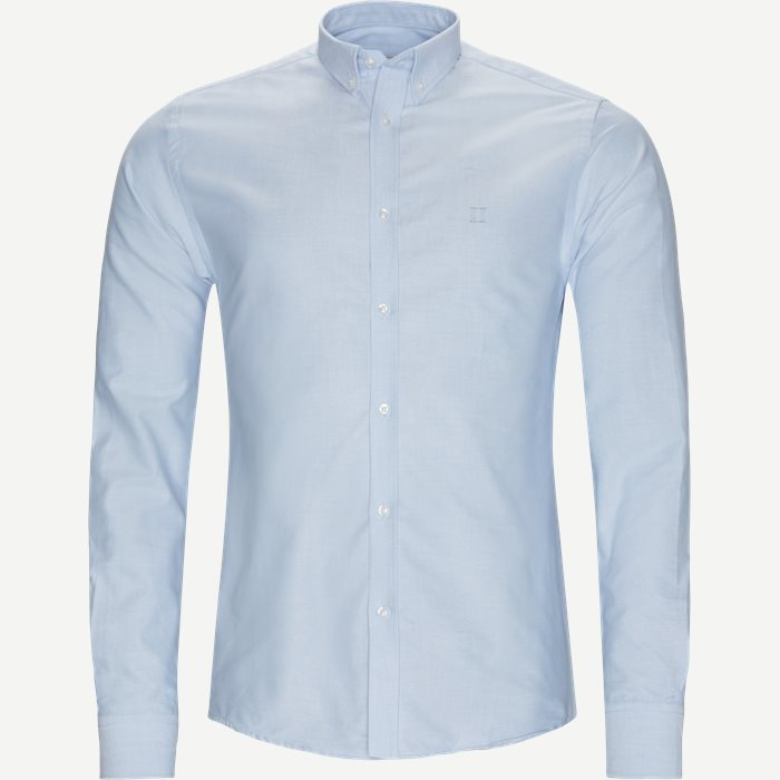 Christoph Oxford Shirt - Skjorter - Slim - Blå