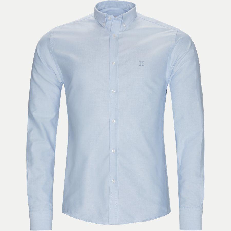 CHRISTOPH OXFORD SHIRT LDM410021 - Christoph Oxford Shirt - Skjorter - Slim - LYSBLÅ - 1