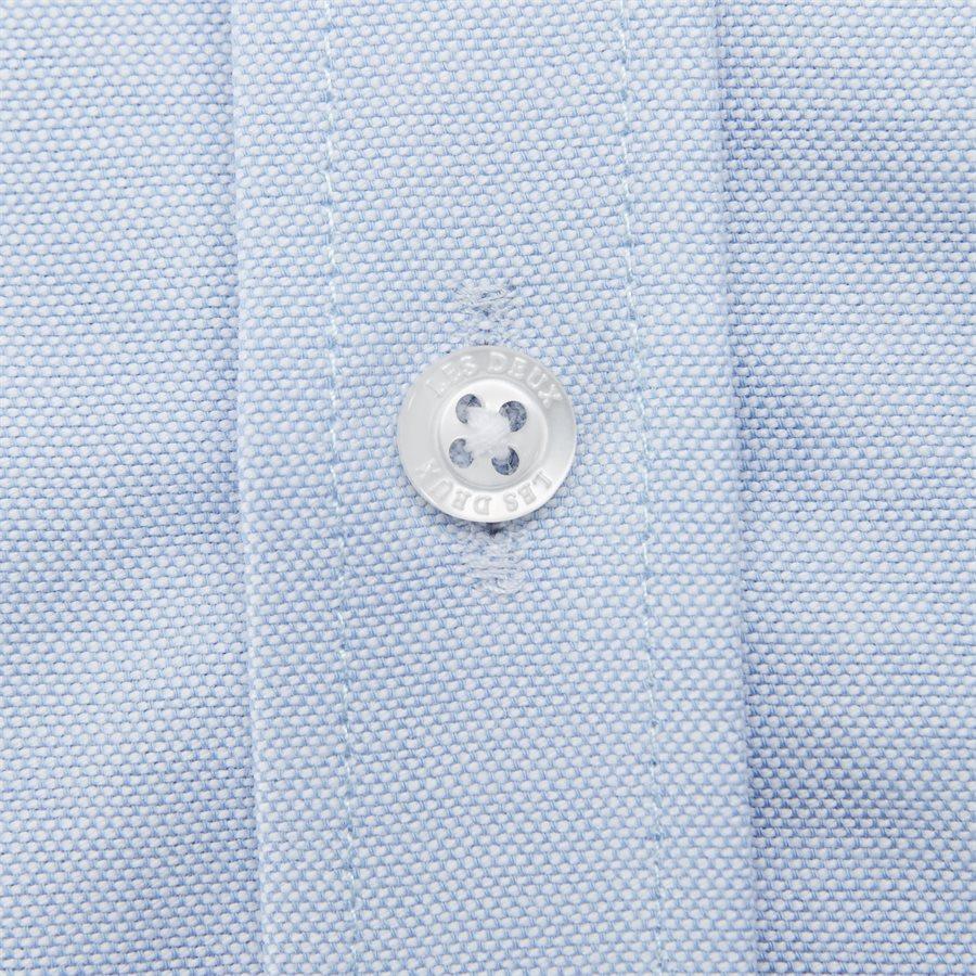 CHRISTOPH OXFORD SHIRT LDM410021 - Christoph Oxford Shirt - Skjorter - Slim - LYSBLÅ - 4