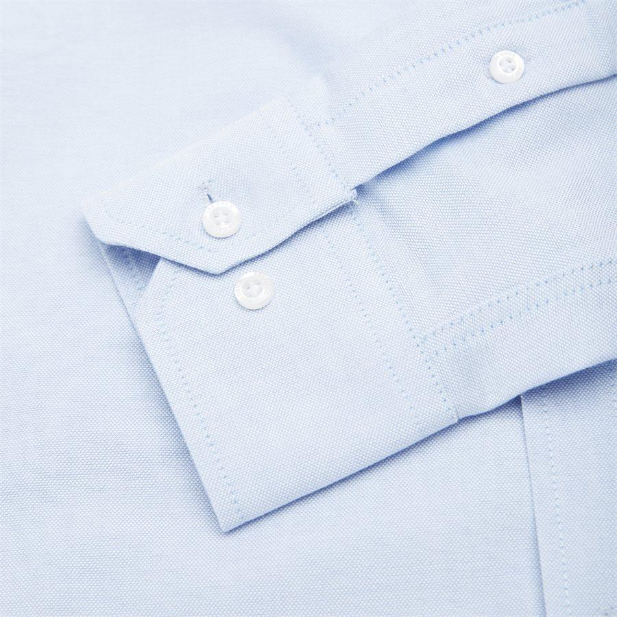 CHRISTOPH OXFORD SHIRT LDM410021 - Christoph Oxford Shirt - Skjorter - Slim - LYSBLÅ - 7