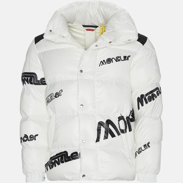 Jackets - Regular fit - White