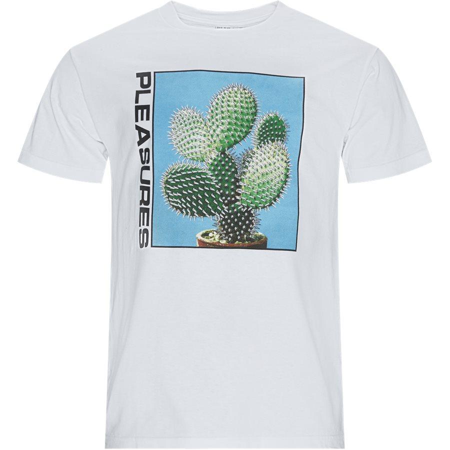 SPIKE TEE - Spike Tee - T-shirts - Regular - HVID - 1