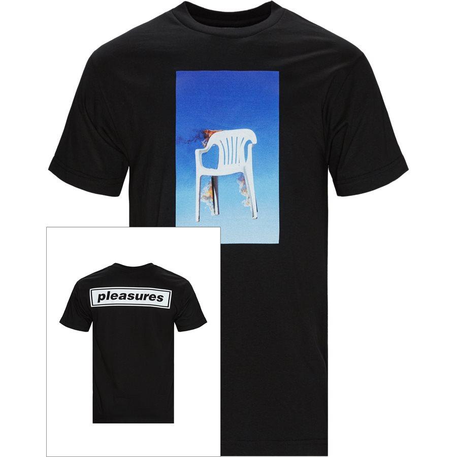CHAIR TEE - Chair Tee - T-shirts - Regular - SORT - 1