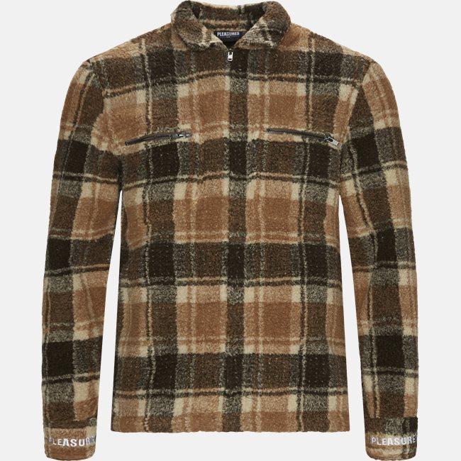 Sherpert Zip Overshirt
