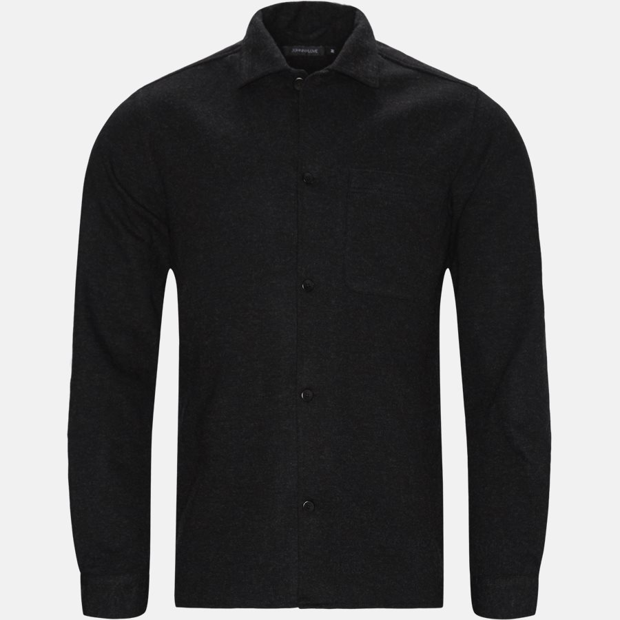 JAMES - Knitwear - Regular fit - CHARCOAL - 1