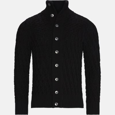 Cardigans Regular fit | Cardigans | Sort