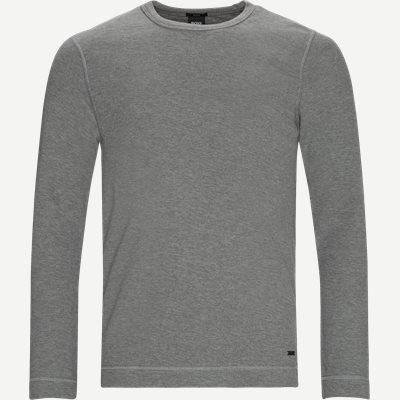 Tempest Langærmet T-shirt Slim   Tempest Langærmet T-shirt   Grå