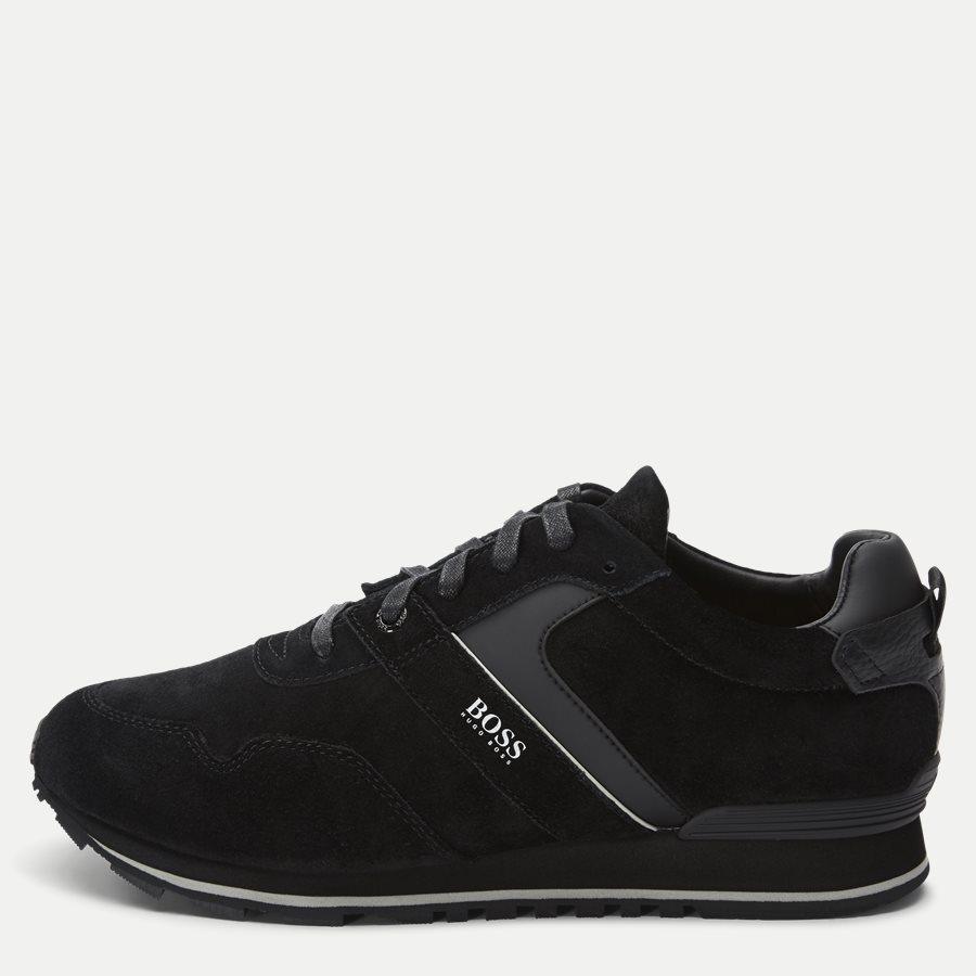 50422401 PARKOUR_RUN - Parkour_Run Sneaker - Sko - SORT - 1