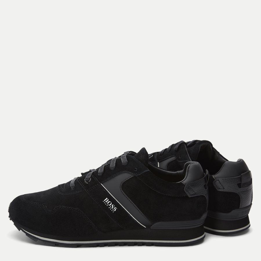 50422401 PARKOUR_RUN - Parkour_Run Sneaker - Sko - SORT - 3