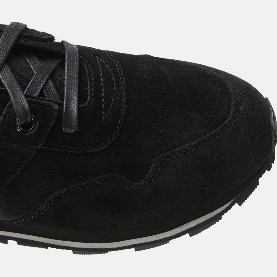 50422401 PARKOUR_RUN - Parkour_Run Sneaker - Sko - SORT - 4