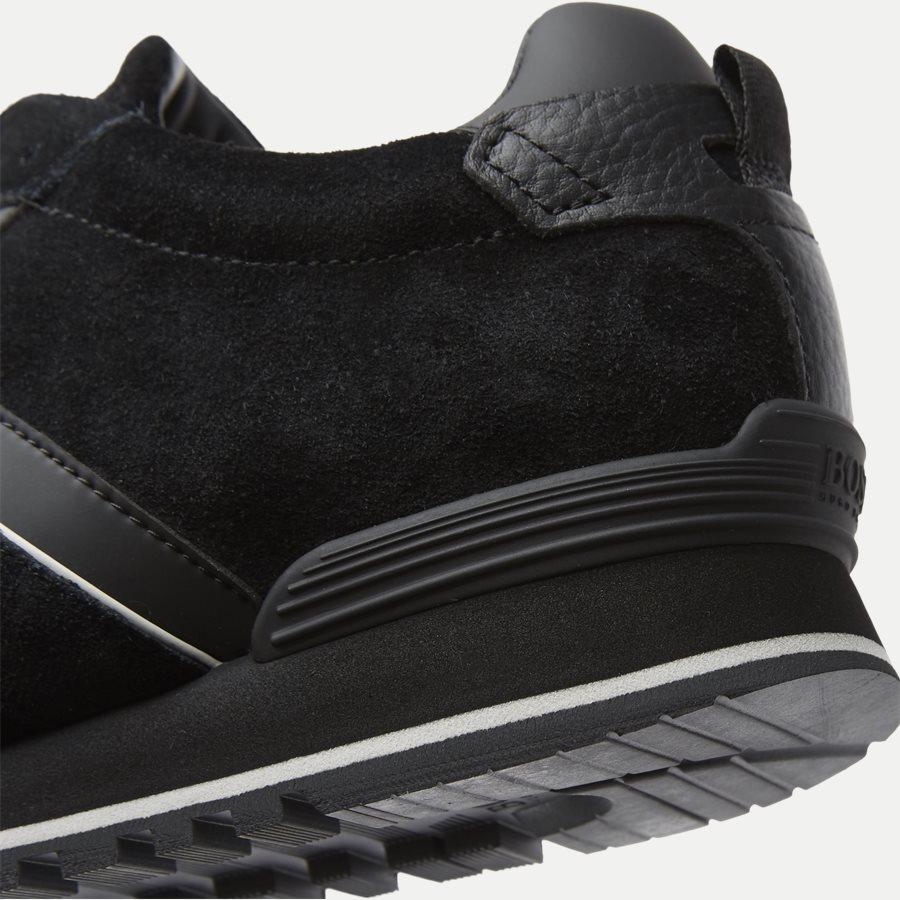 50422401 PARKOUR_RUN - Parkour_Run Sneaker - Sko - SORT - 5