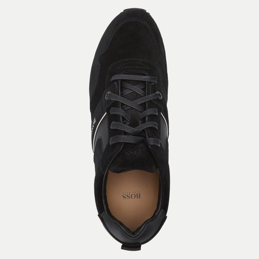 50422401 PARKOUR_RUN - Parkour_Run Sneaker - Sko - SORT - 8
