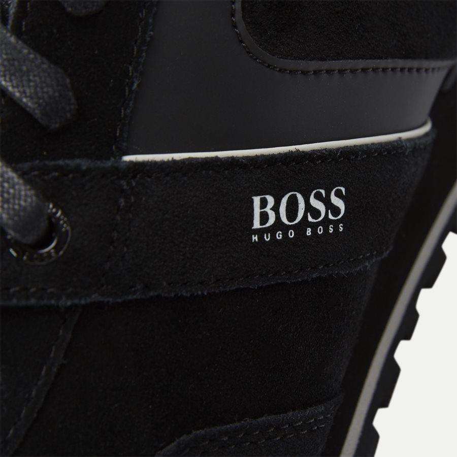 50422401 PARKOUR_RUN - Parkour_Run Sneaker - Sko - SORT - 10