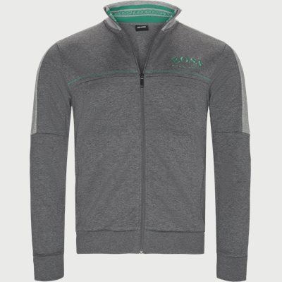 Skaz Zip Sweatshirt Regular | Skaz Zip Sweatshirt | Grå