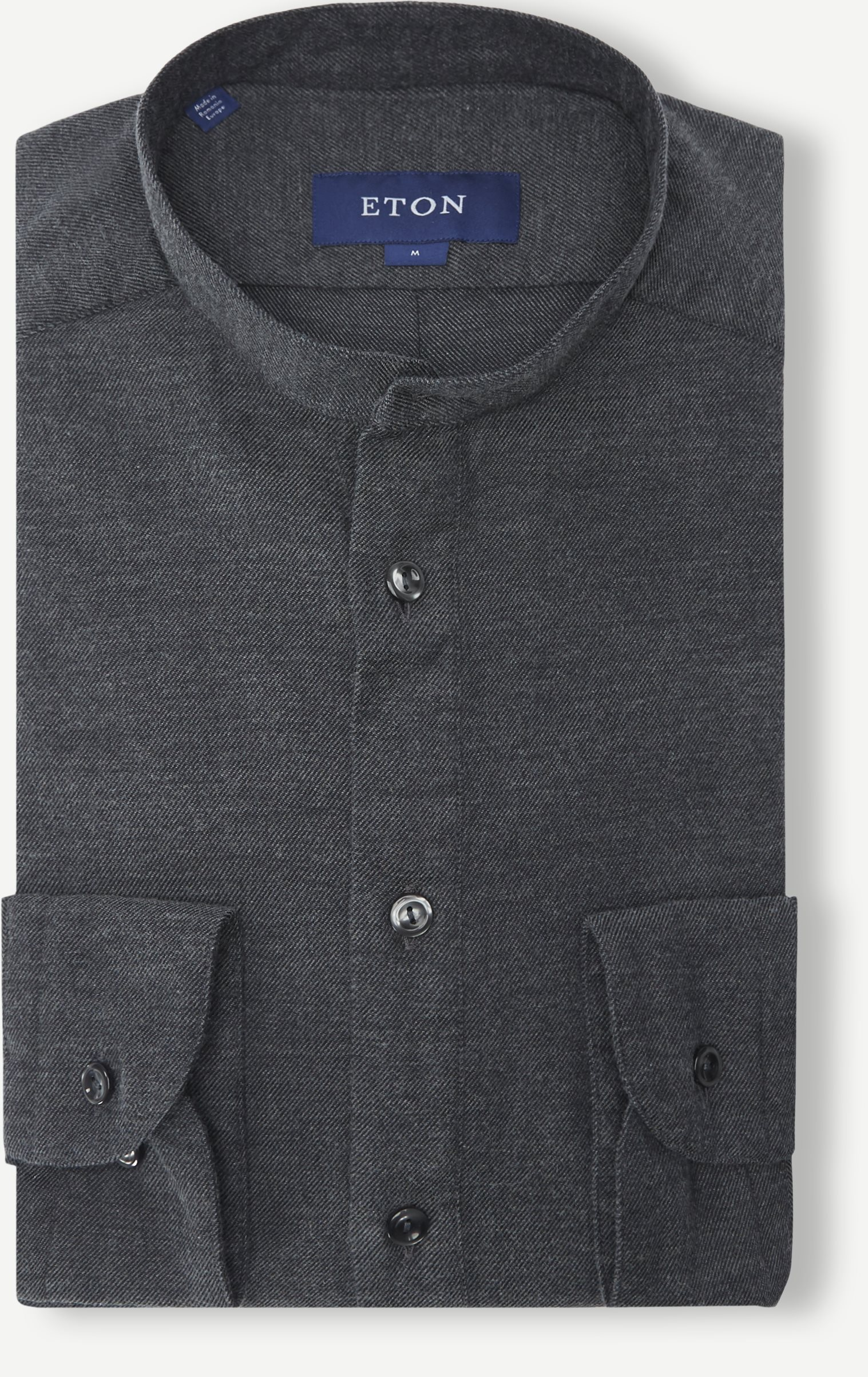 Shirts - Slim fit - Grey