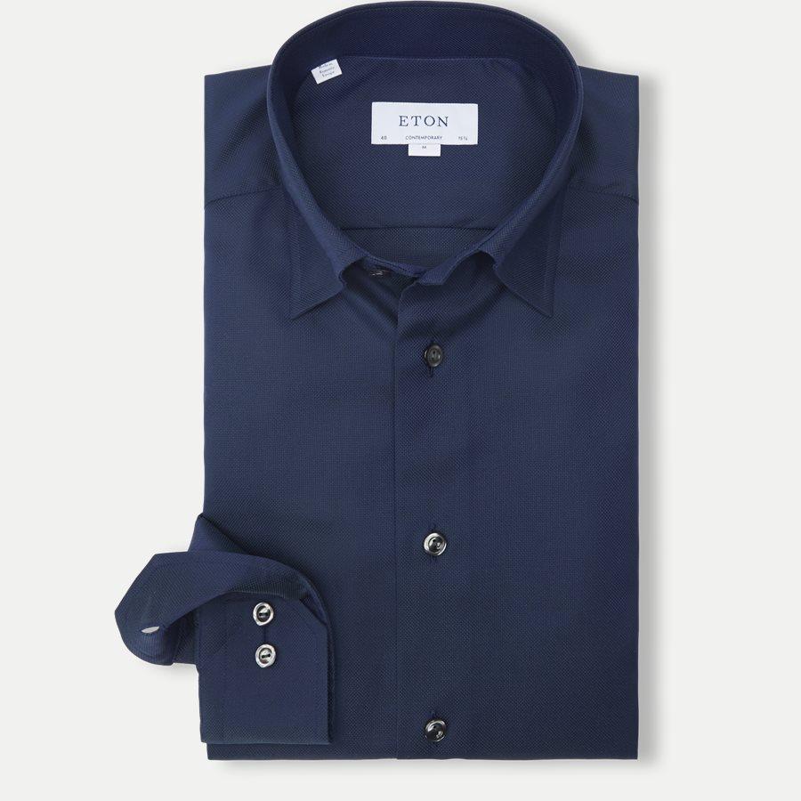 4020 61 - Royal Oxford Skjorte - Skjorter - NAVY - 1