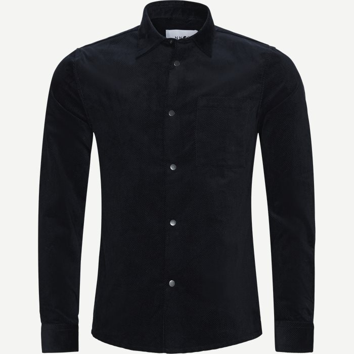 Shirts - Regular - Black