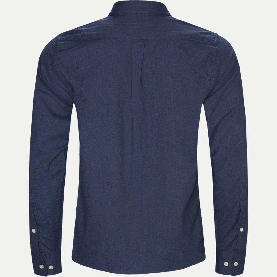 5190 LEVON BD - Levon Skjorte - Skjorter - Regular - BLÅ - 2