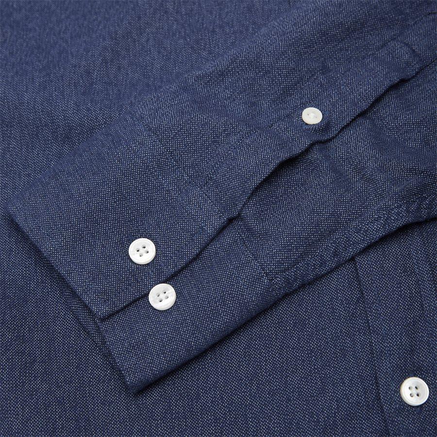 5190 LEVON BD - Levon Skjorte - Skjorter - Regular - BLÅ - 3