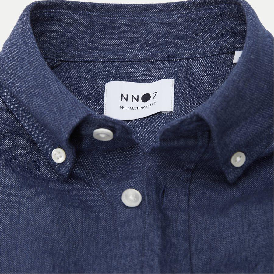 5190 LEVON BD - Levon Skjorte - Skjorter - Regular - BLÅ - 4