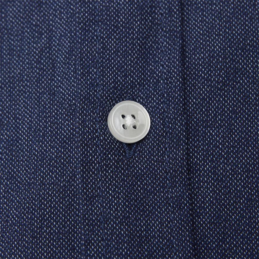5190 LEVON BD - Levon Skjorte - Skjorter - Regular - BLÅ - 5