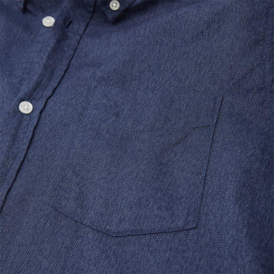 5190 LEVON BD - Levon Skjorte - Skjorter - Regular - BLÅ - 6