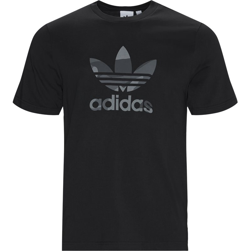 Image of   Adidas Originals Camo Trefoil Tee Sort