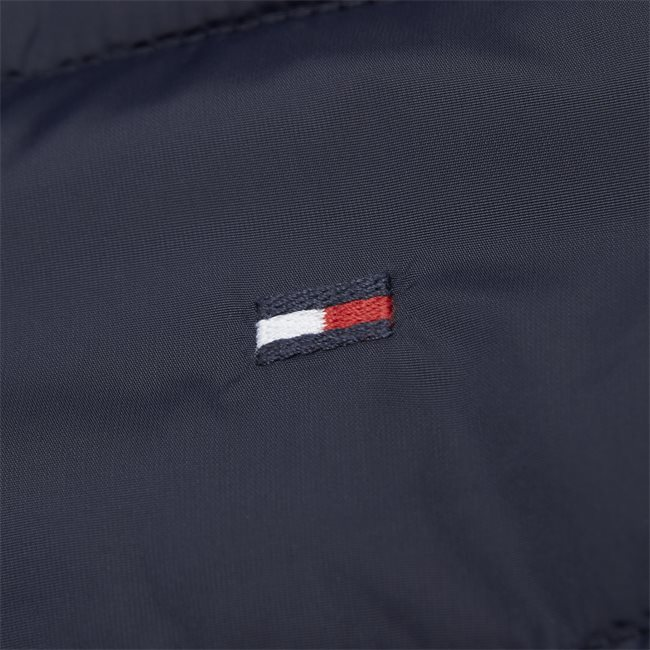 Quiltet Hooded Jacket