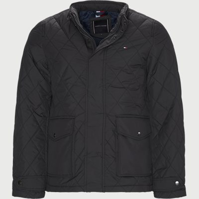 Quiltet Jacket Regular | Quiltet Jacket | Sort