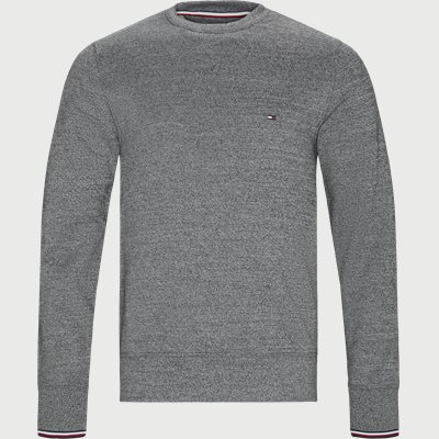 Mouline Sweatshirt Regular | Mouline Sweatshirt | Grå
