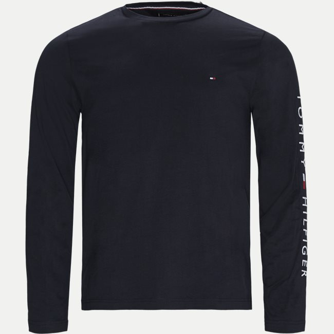 Tommy Logo Long Sleeve T-shirt