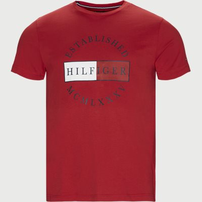 Regular | T-shirts | Red