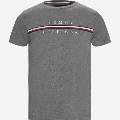 Regular | T-shirts | Grå